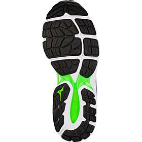 Mizuno Wave Inspire 15 Shoes Men quarry/stormy weather/green gecko